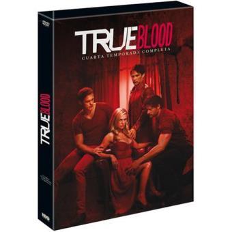 True Blood - Temporada 4 - DVD