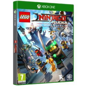 Lego Ninjago La Pelicula Xbox One Para Los Mejores Videojuegos Fnac