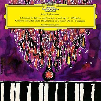 Rachmaninov: Piano Concerto No.2 In C Minor, Op.18: 6 Preludes (Vinilo)