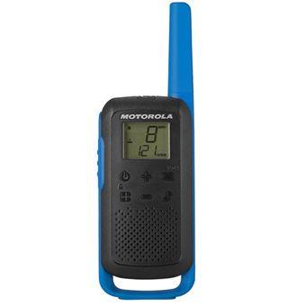 Walkie Talkie Motorola T-62 Azul