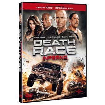 Death Race 3: Inferno - DVD