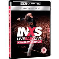 Live Baby Live - 4K Ultra HD + Blu-Ray