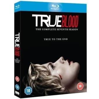 True Blood - Temporada 7 - Blu-Ray