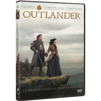 Outlander - Temporada 4 - DVD