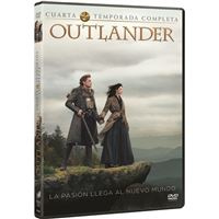 Outlander  Temporada 4 - DVD