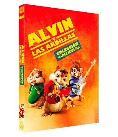 Alvin y las ardillas 1-4  Ed