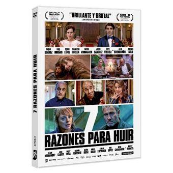 7 Razones para huir - DVD