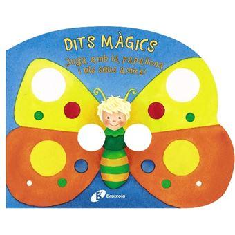 DITS MÀGICS - Juga amb la papallona i els seus amics!