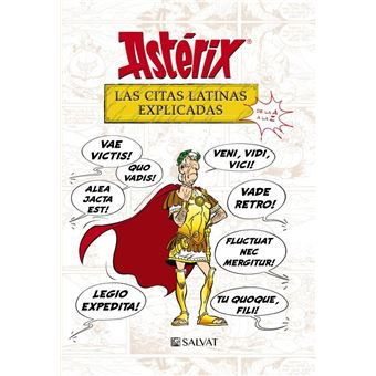 Astérix - Las citas latinas explicadas