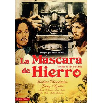 La máscara de hierro (1977) - DVD