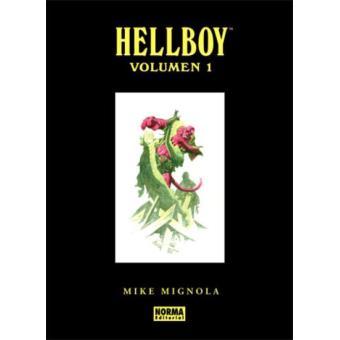 Hellboy. Edición integral 1