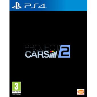 Project Cars 2 Ps4 Para Los Mejores Videojuegos Fnac