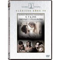 X, Y & Zee: Salvaje y peligrosa - DVD
