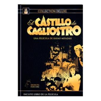 El castillo de Cagliostro - Blu-Ray + DVD