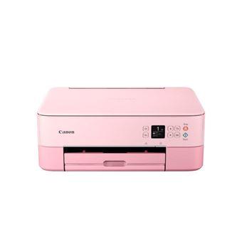Impresora multifunción Canon Pixma TS5352 Rosa