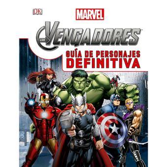 Los vengadores: Guía de personajes definitiva