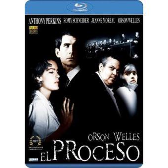 El proceso - Blu-Ray