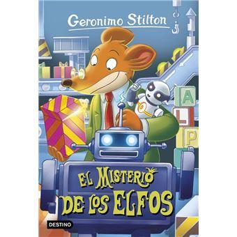 Geronimo Stilton 51: El misterio de los elfos