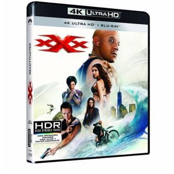 XXX 3 Reactivado - UHD + Blu-Ray