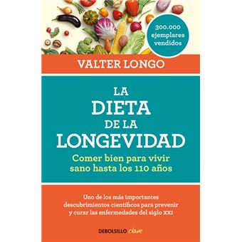 La dieta de la longevidad