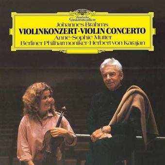 Brahms: Violin Concerto In D, Op.77 - Vinilo