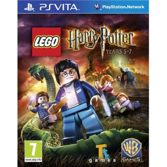 Harry PotterLego Harry Potter Años 5 y 7 PS VITA