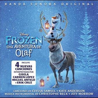Frozen: Una Aventura de Olaf B.S.O.