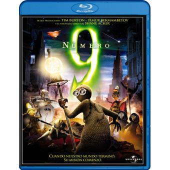 Número 9 - Blu-Ray