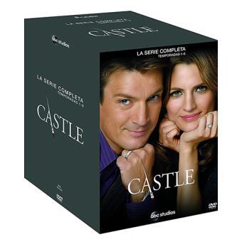 Castle - Temporadas 1- 8 - DVD