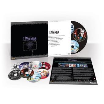 Pack Tim Burton - Exclusiva Fnac - Blu-Ray  Ed Limitada Vintage