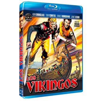 Los vikingos - Blu-ray