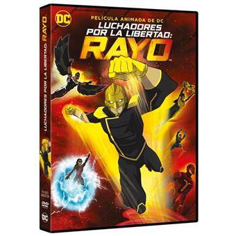 Luchadores por la libertad: Rayo - DVD
