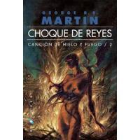 Canción de Hielo y Fuego 2. Choque de reyes. Edición Omnium