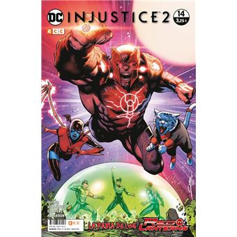 Injustice: Gods Among Us Núm. 72/14