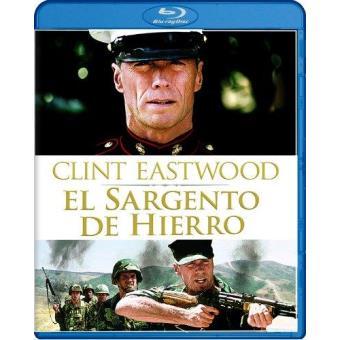 El sargento de hierro - Blu-Ray