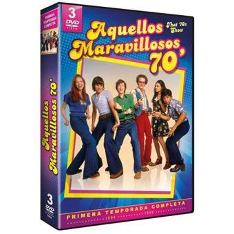 Aquellos Maravillosos 70  Temporada 1 - DVD