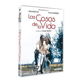 Las cosas de la vida - DVD