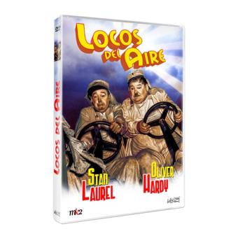 Locos del aire - DVD