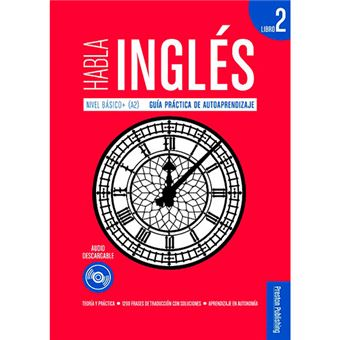 Habla inglés - Libro 2 - A2