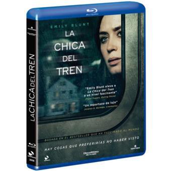 La chica del tren - Blu-Ray - Tate Taylor - Emily Blunt
