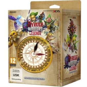 Hyrule Warriors: Legends Edición Coleccionista 3DS