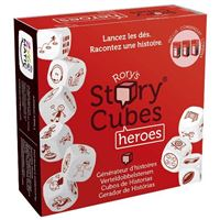 Zygomatic- Story Cubes Heroes