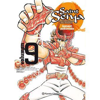 Saint Seiya nº 09/22 (Nueva edición) - Masami Kurumada -5%