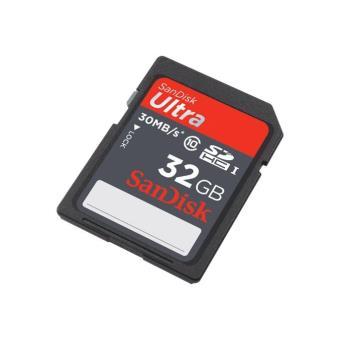 Sandisk SDHC 32G ULTRA Tarjeta de Memoria