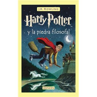 Harry PotterHarry Potter y la piedra filosofal