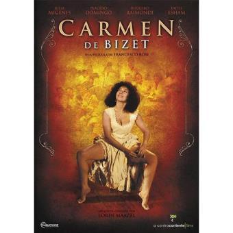Carmen de Bizet - DVD