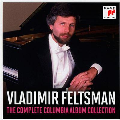 Vladimir Feltsman - The Complete Sony