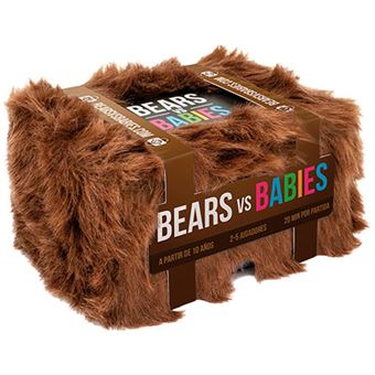 Bears vs babies - Cartas
