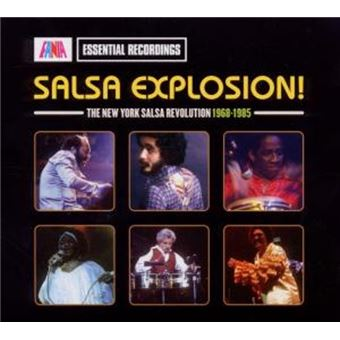 Salsa Explosion The Salsa Revolution