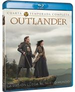 Outlander  Temporada 4 - Blu-Ray